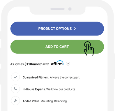 Affirm - Add to cart