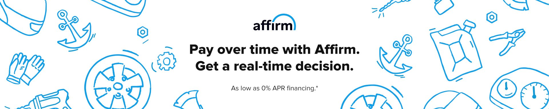 Affirm | Easy Financing | Pay Later with Affirm