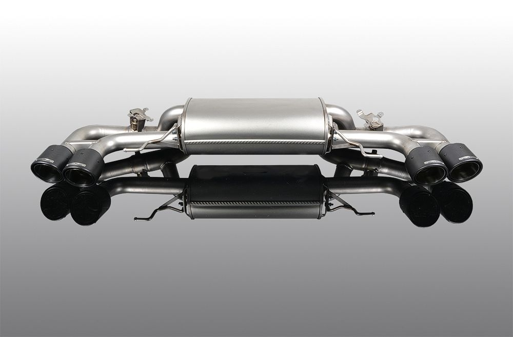AC Schnitzer Full Exhaust For M850i XDrive Gran Coupe (G16)