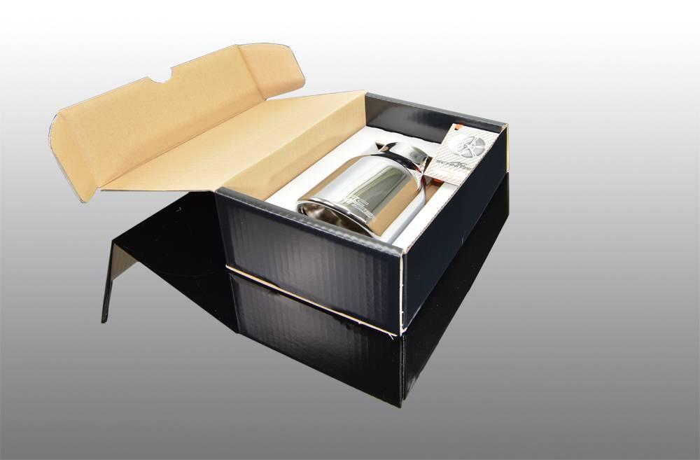 AC Schnitzer Tailpipe Set Sport For BMW X3 G01