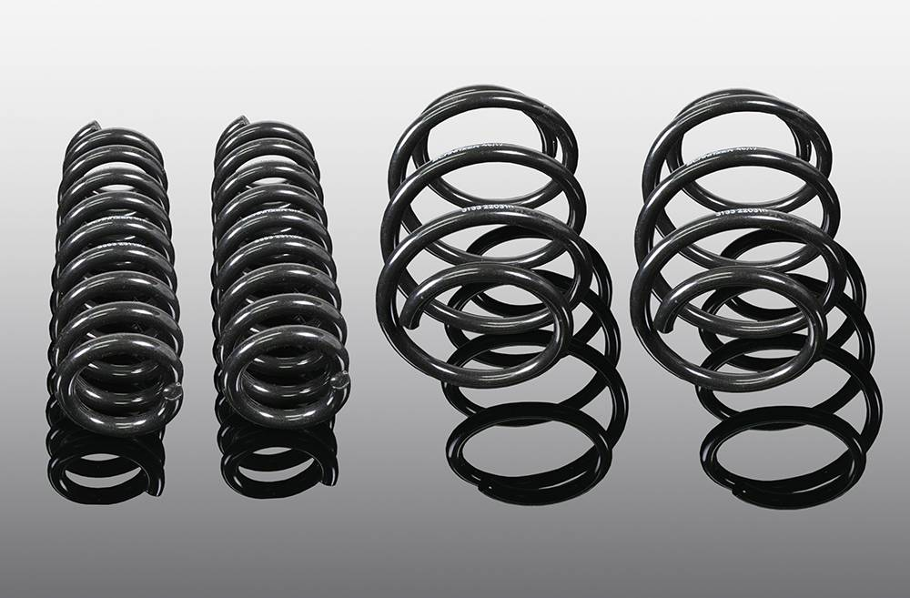 AC Schnitzer Suspension Spring Kit For BMW X3 G01