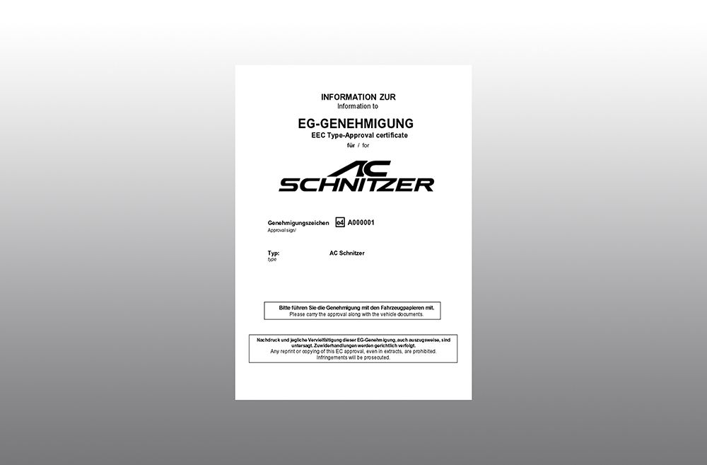 AC Schnitzer Aluminium Pedal Set For BMW I3