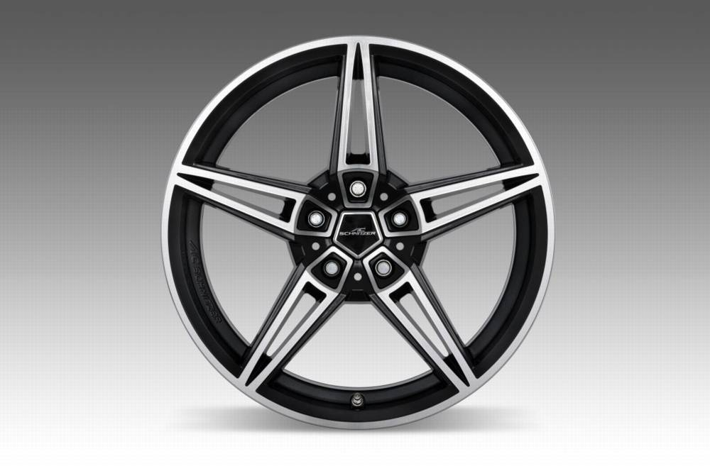 "AC Schnitzer wheel 8.5 x 19"" Type AC1 ""BiColor"" offset 43 for BMW 5 series (G30/G31)"