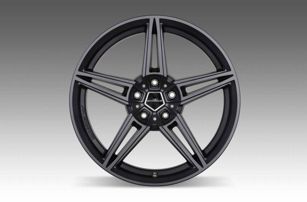 "AC Schnitzer wheel Type AC1 ""Anthracite"" for BMW 8 series (G14/G15/G16)"