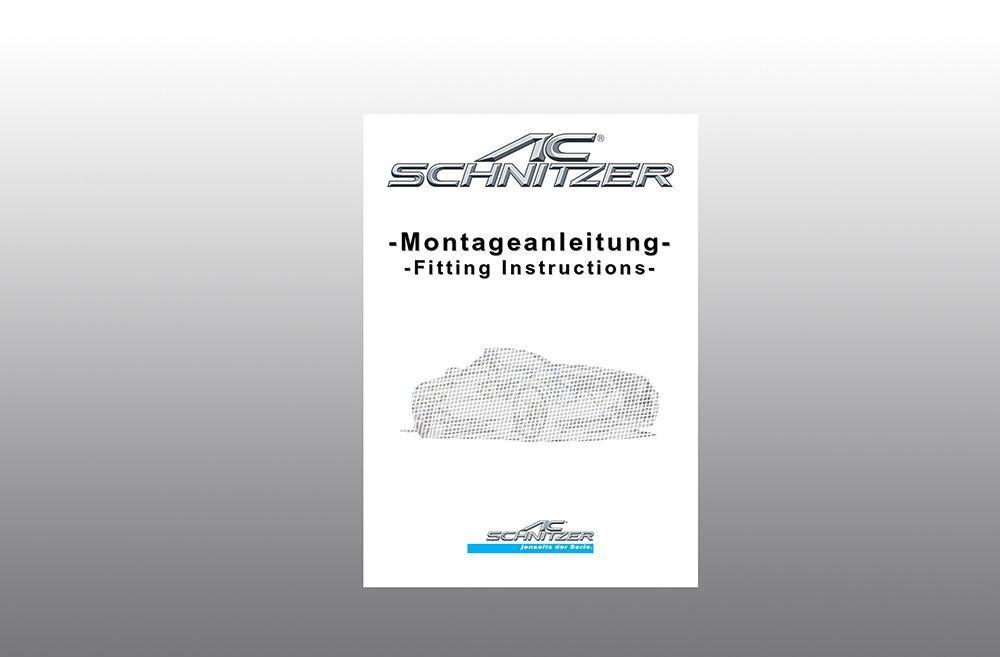 AC Schnitzer Spacer Set For BMW I3 (i01)