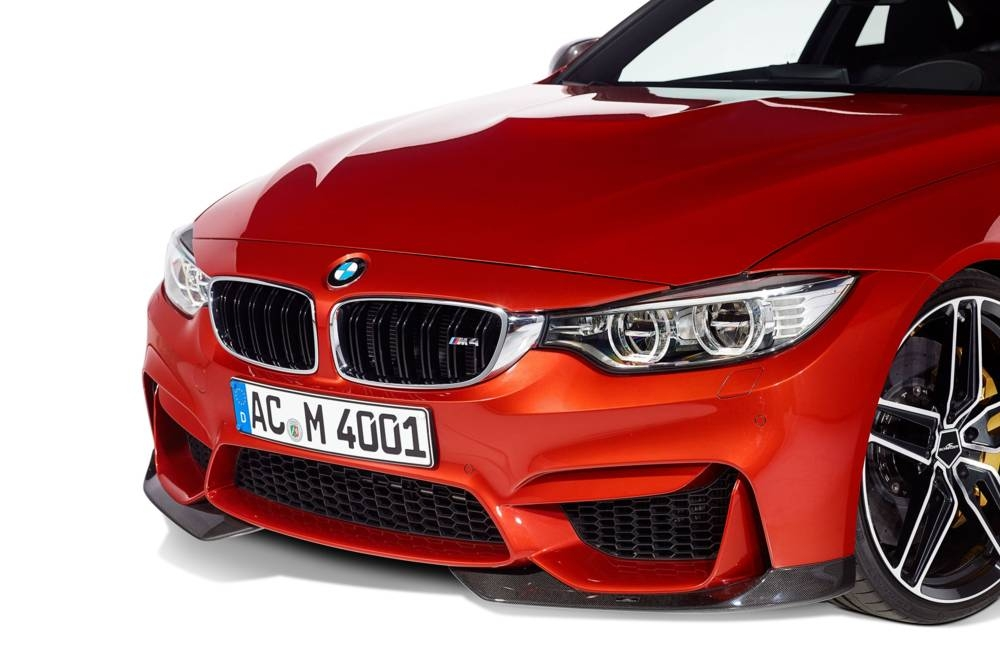 AC Schnitzer Carbon Front Spoiler Elements For BMW M3, M3 Competition (F80)