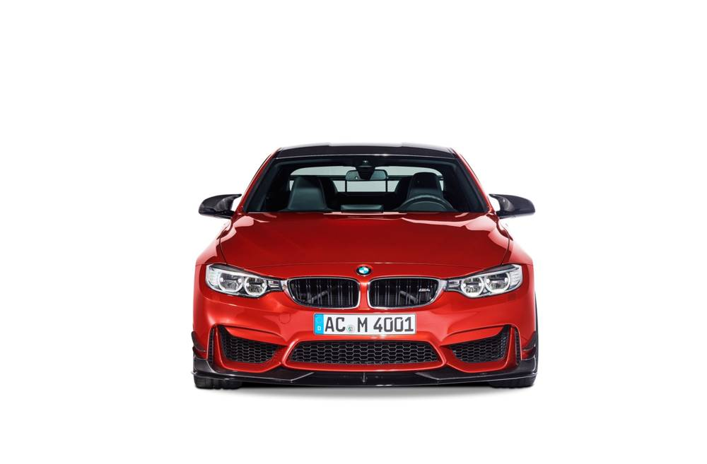 AC Schnitzer Carbon Front Side Wings For BMW M3, M3 Competition, M3 CS (F80)