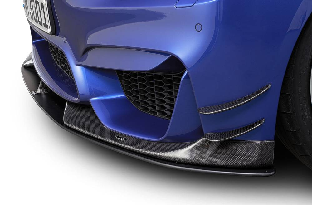 AC Schnitzer Front Splitter For BMW M3, M3 Competition (F80)