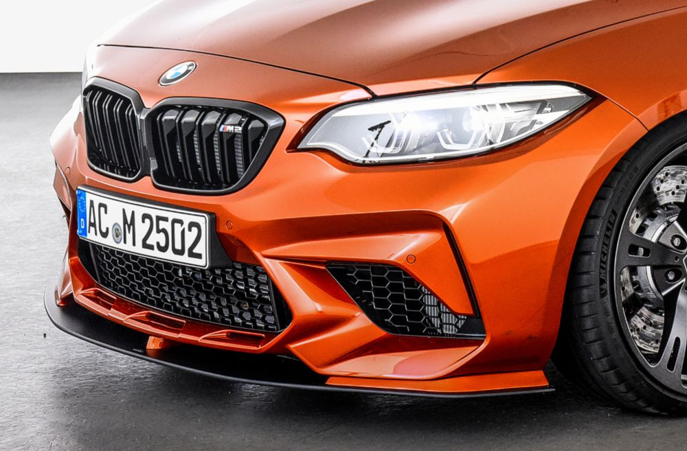 AC Schnitzer Front Splitter For BMW M2 Competition (F87)