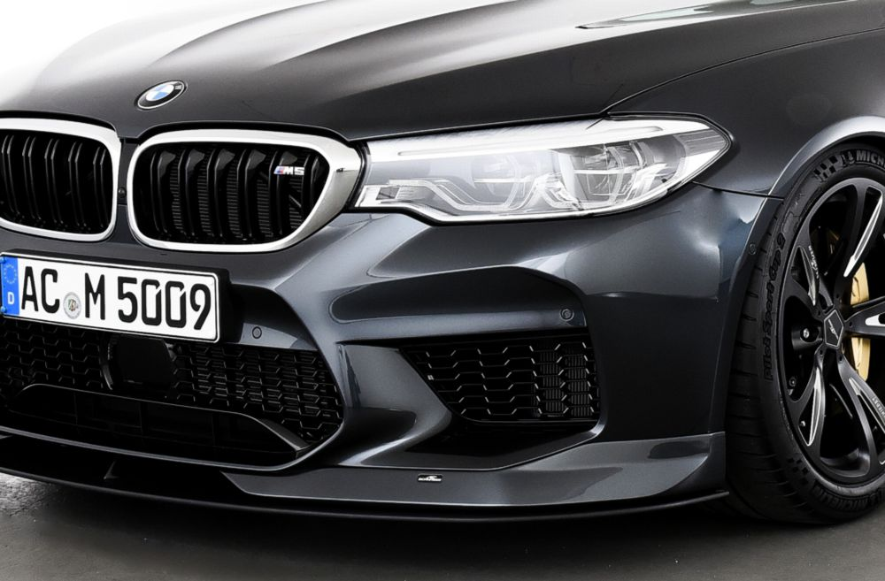 AC Schnitzer Carbon Front Spoiler Elements For BMW M5, M5 Competition (F90)