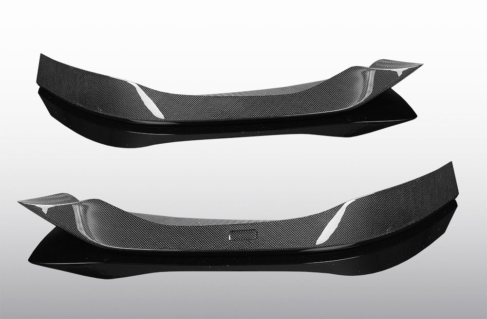 AC Schnitzer Carbon Front Spoiler Elements For BMW 8-series G14/G15/G16 With M-Sport