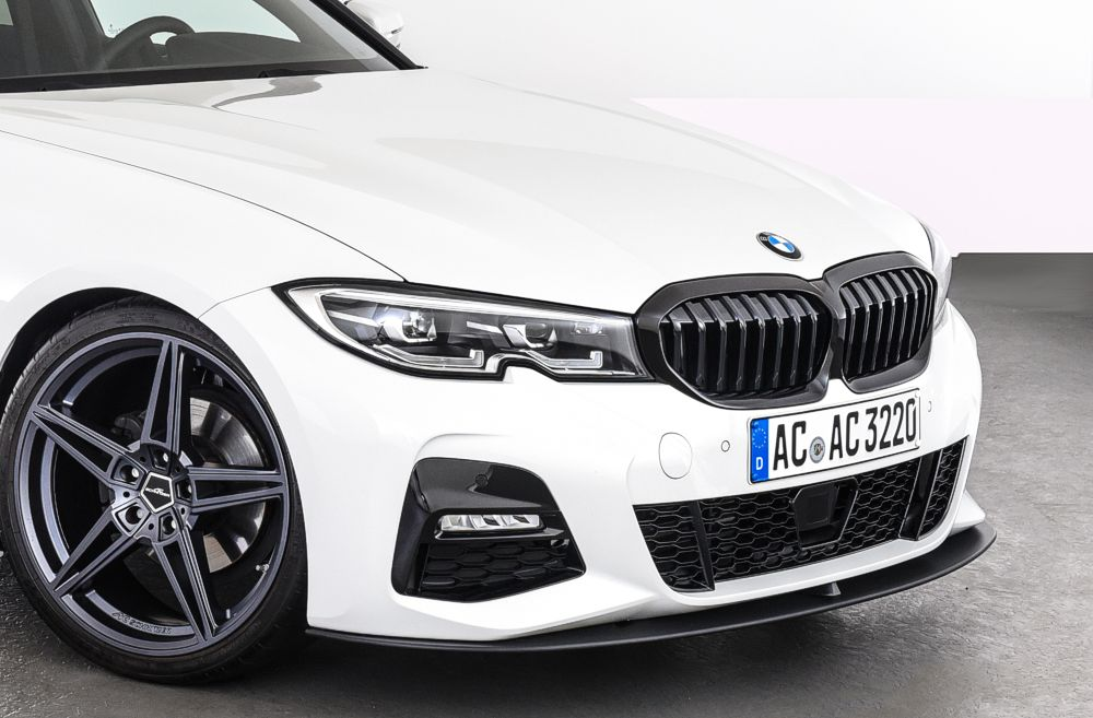 AC Schnitzer Front Splitter For BMW 3er Series G20/G21 With M-Sport Package