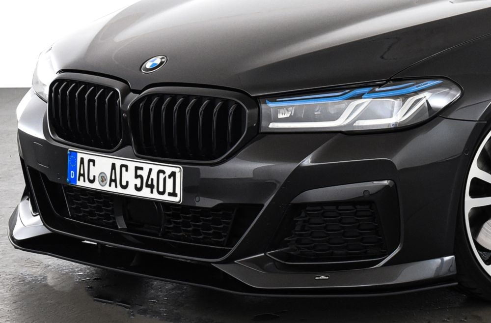 AC Schnitzer Front Spoiler Elements For BMW 5 Series LCI (G30/G31)