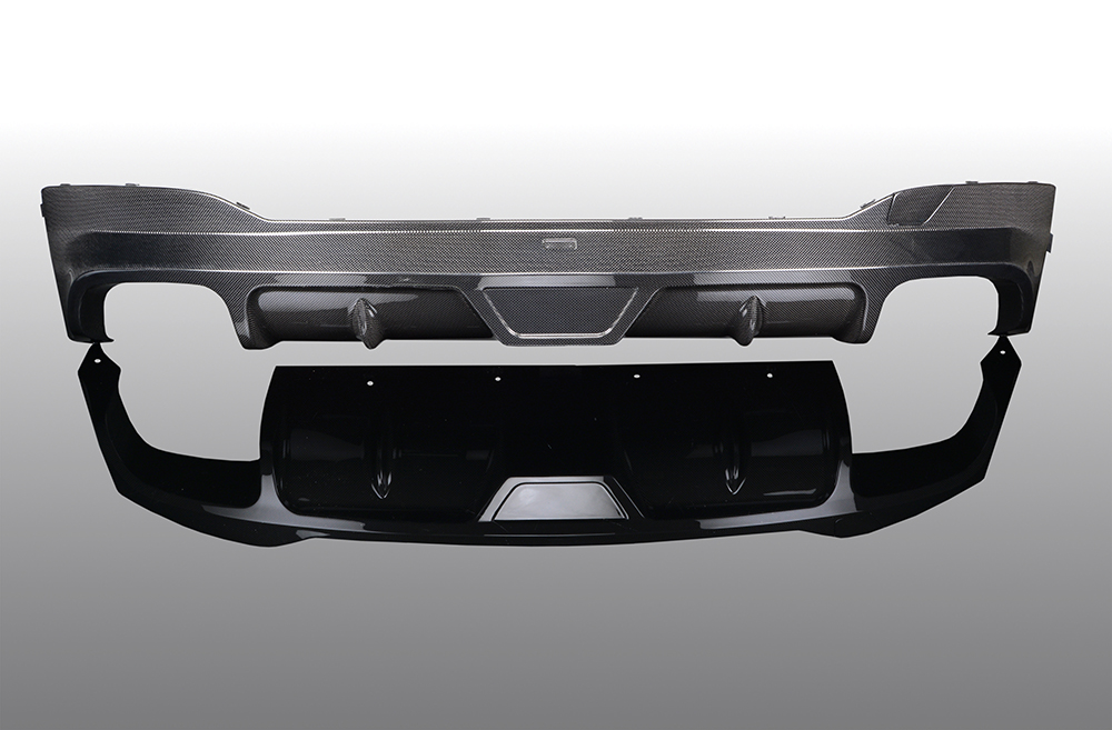 AC Schnitzer Carbon Rear Diffuser For BMW M5, M5 Competition (F90)