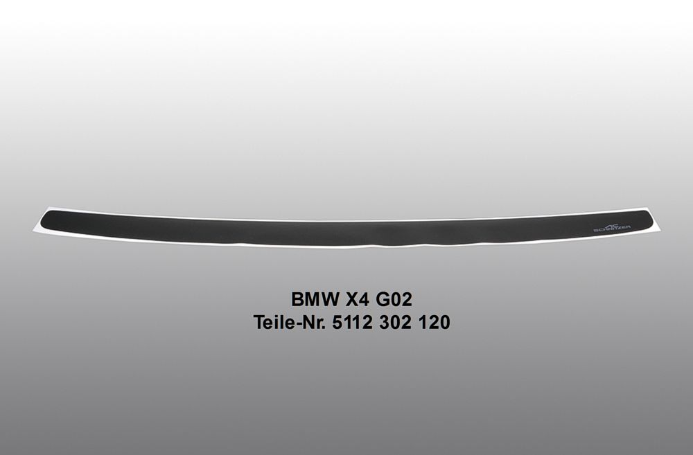 AC Schnitzer Rear Skirt Protective Film For BMW X4 (G02)