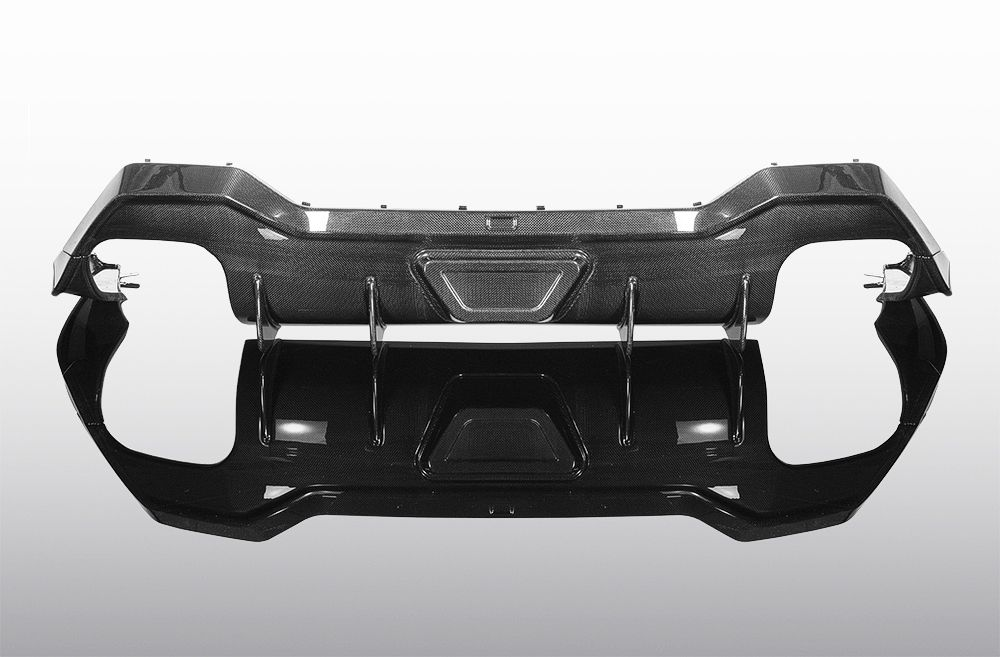 AC Schnitzer Carbon Rear Diffuser For BMW 8er G14/G15