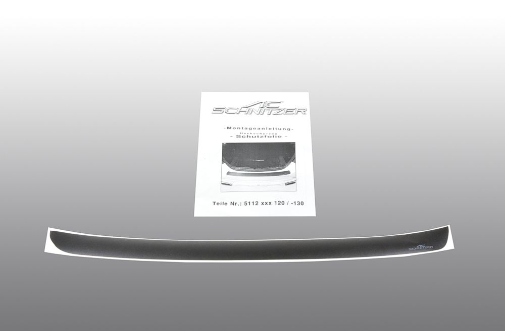 AC Schnitzer Rear Skirt Protective Film For BMW I3