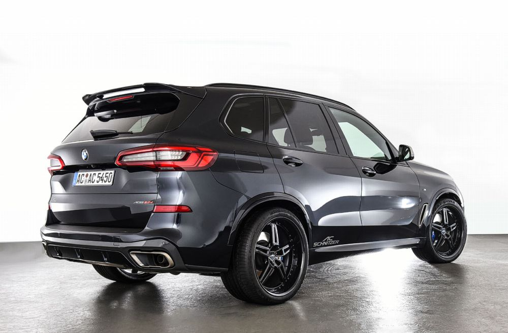 AC Schnitzer Rear Roof Wing For BMW X5 G05