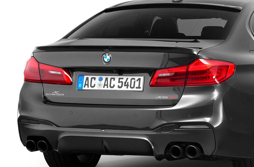 AC Schnitzer Rear Spoiler For BMW M5, M5 Competition (F90)