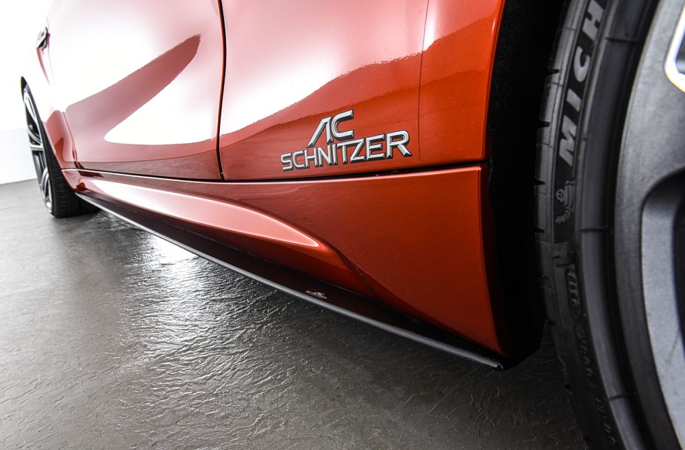 AC Schnitzer Side Skirts For BMW M2 F87 Competition