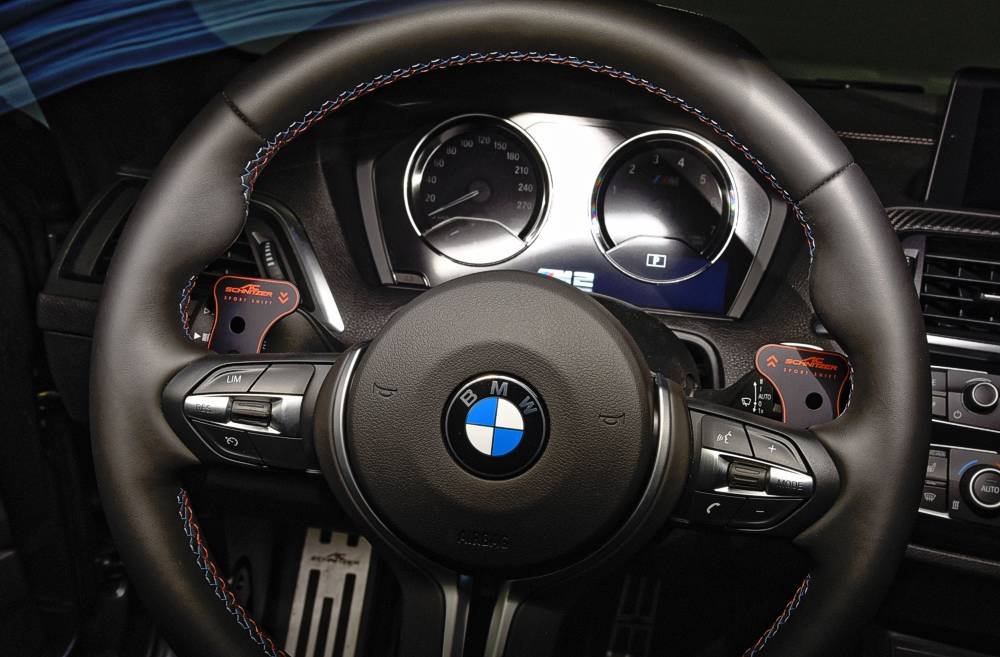 AC Schnitzer Paddle Set For BMW M3 F80