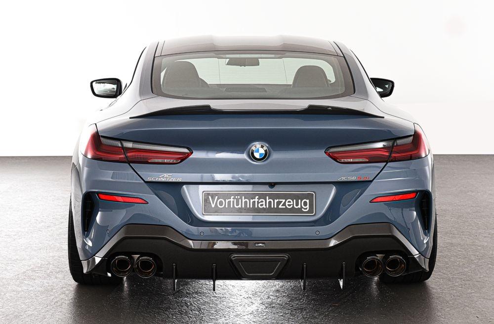 AC Schnitzer Complete Conversion BMW M850i (G14/G15)