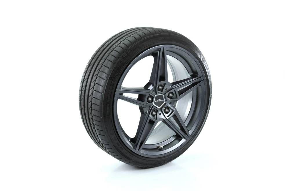 """AC Schnitzer 20"""" Wheel Set AC1 Anthracite Michelin For BMW 8 Series (G14/G15/G16)"""
