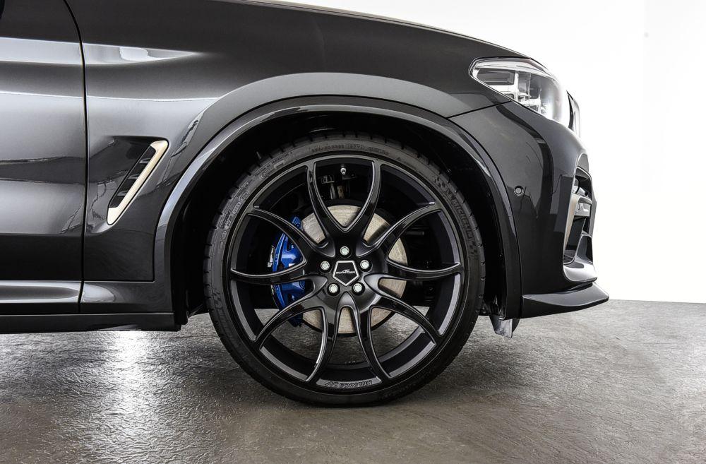 "AC Schnitzer 22"" Wheel & Tyre Set Michelin For X3 G01"