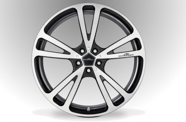 "AC Schnitzer wheel AC3 Flowforming ""silver-anthracite"" for BMW 5 series (G30/G31)"