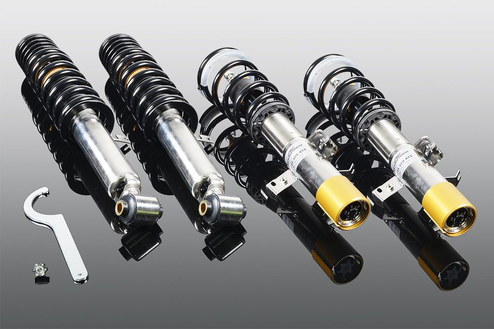 AC Schnitzer RS Adjustable Suspension For Toyota GR Supra