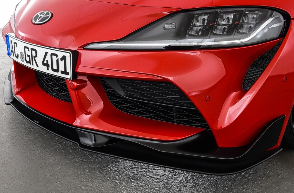 AC Schnitzer Front Splitter For Toyota GR Supra