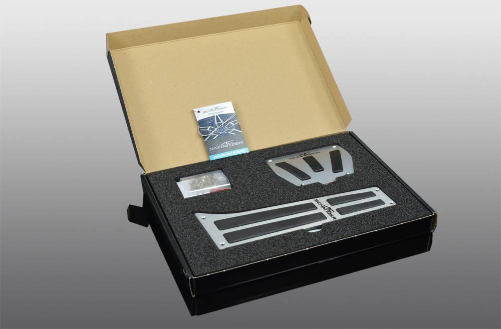 AC Schnitzer Aluminum Pedal Set For Toyota GR Supra