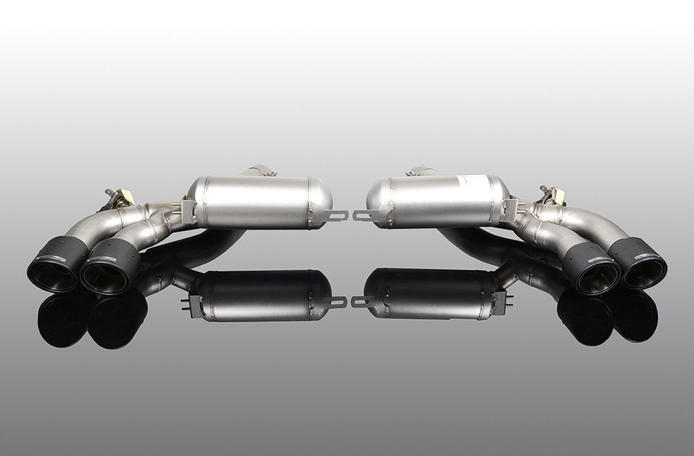 AC Schnitzer Exhaust For M8/M8 Comp (F93) Gran Coupe